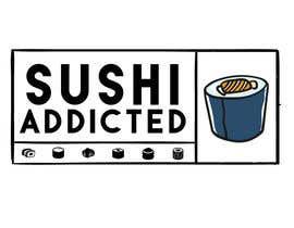 diegocatto tarafından Sushi Design for T-Shirt için no 25