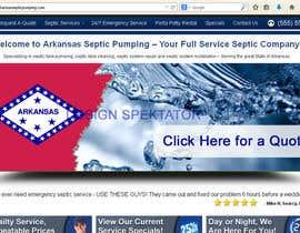 spektator tarafından I need 1 Slide for a Septic Website için no 8