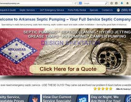 spektator tarafından I need 1 Slide for a Septic Website için no 10