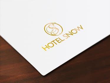 #28 untuk Design a Logo for Hotel Snow oleh hassan22as