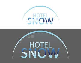 ericbu tarafından Design a Logo for Hotel Snow için no 88