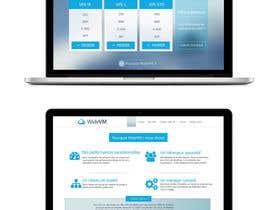 #6 untuk Concevez une maquette de site Web oleh batitix