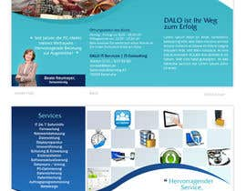 #15 para CREATIVE DESIGN of brochure for DALO por pris