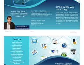 #20 cho CREATIVE DESIGN of brochure for DALO bởi pris