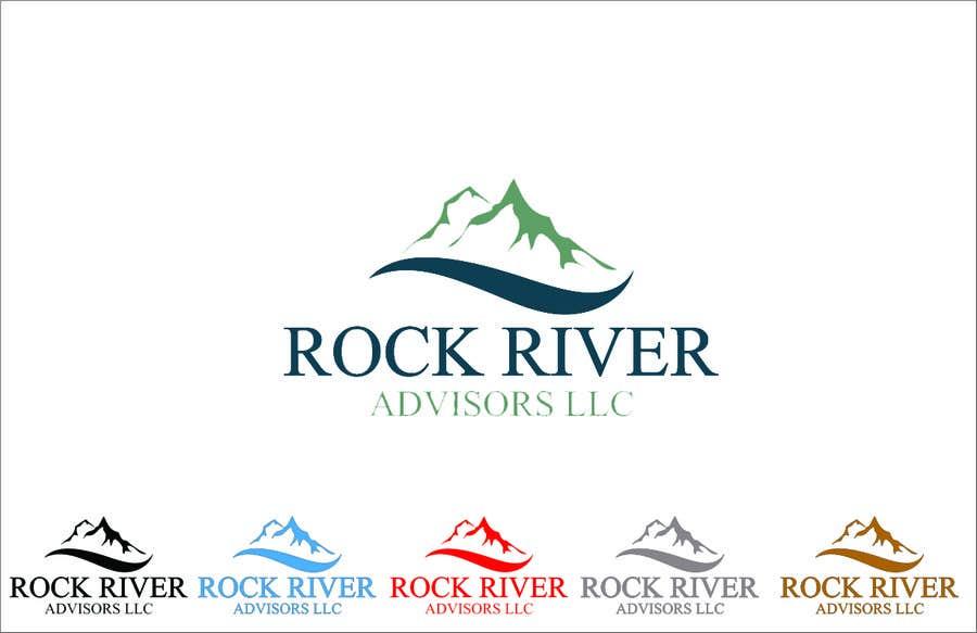 Bài tham dự cuộc thi #41 cho Design a Logo for Rock River Advisors LLC