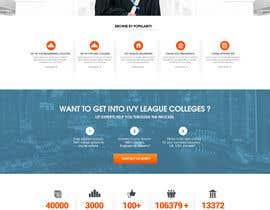 nikil02an tarafından Design a Website Mockup for MeetUniv.Com için no 15