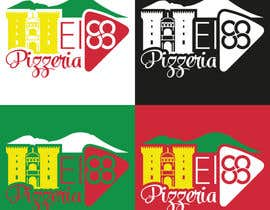 delim82 tarafından Design a Logo for Pizzeria El 88 için no 140