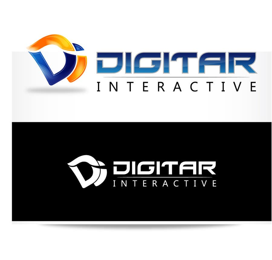 #20 for Design a Logo for Digitar Interactive by ninjapz