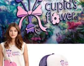 #279 for Design a Logo for CupidsFlowers.ca af FlexKreative