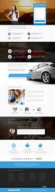 #34 untuk Design a landing page Mockup for Car Quotes Online oleh kreativeminds