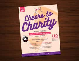 #30 for Design a Flyer for Charity Event by Chaddict