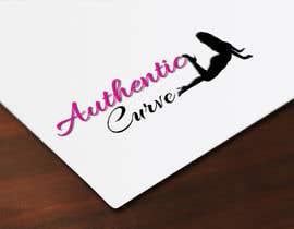#43 untuk Design a Logo for Authentic Curve--- oleh cristinaa14
