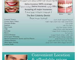 Swarup015 tarafından Design a Flyer for Dental office için no 2