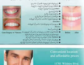 ingrydmoura tarafından Design a Flyer for Dental office için no 10
