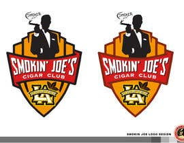 #4 untuk Design a Logo for Smokin' Joe's Cigar Club Los Angeles Chapter. oleh KilaiRivera