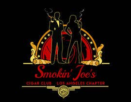 #14 untuk Design a Logo for Smokin' Joe's Cigar Club Los Angeles Chapter. oleh KilaiRivera