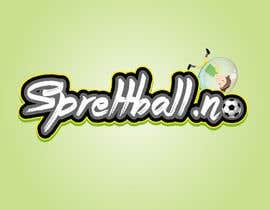 Zsuska tarafından Design a Logo for Sprettball.no için no 12