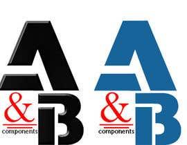 YaVolgin tarafından Design a Logo for brand: A&B Component için no 18
