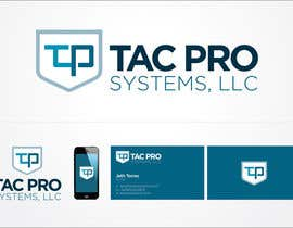 nº 55 pour Design a Logo for TAC PRO SYSTEMS par jethtorres