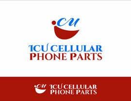 edso0007 tarafından Design a Logo for ICU Cellular Phone Parts için no 9