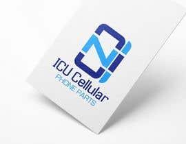 ahmad111951 tarafından Design a Logo for ICU Cellular Phone Parts için no 13