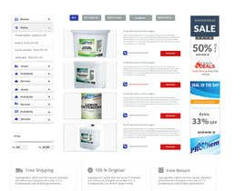 mahiweb123 tarafından Design a Website Mockup for Cleaning Chemical Brand için no 15