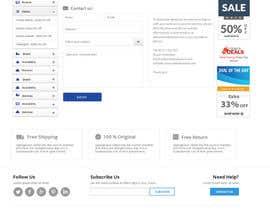 mahiweb123 tarafından Design a Website Mockup for Cleaning Chemical Brand için no 18