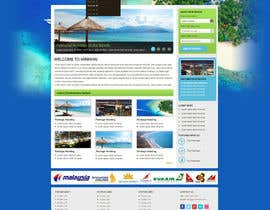 #37 untuk Design Website for Travel Agency oleh creative123411
