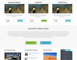 #10 untuk Design Website for Travel Agency oleh Polestarsolution