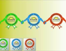 #21 untuk Design 4 Logos for our certification credentials oleh anktheangel