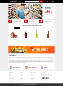 #5 untuk Design a Website Mockup for an existing site oleh kreativeminds
