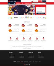 #6 untuk Design a Website Mockup for an existing site oleh kreativeminds