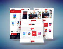 #3 untuk Design a Website Mockup for an existing site oleh syrwebdevelopmen