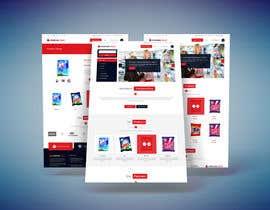 syrwebdevelopmen tarafından Design a Website Mockup for an existing site için no 3