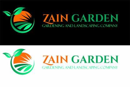 #27 untuk Design a Logo for company called Zain garden oleh olja85