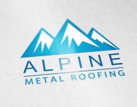 saif95 tarafından Design a Logo for Alpine Metal Roofing için no 41