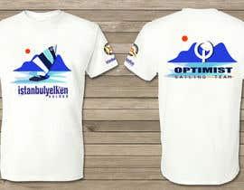 galha100 tarafından T-Shirt Design for a Sailing Club için no 40