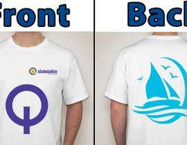 surajhemnani tarafından T-Shirt Design for a Sailing Club için no 1