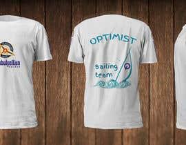 elixirman tarafından T-Shirt Design for a Sailing Club için no 11