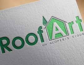 #32 pentru Creează un Logo for RoofArt de către ciprilisticus