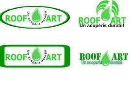 #28 pentru Creează un Logo for RoofArt de către csabiblack