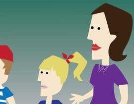 hristina1605 tarafından Design a cartoon family için no 15