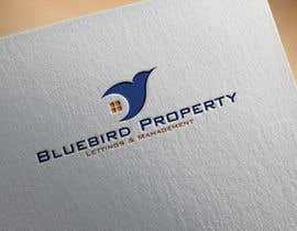 #55 for Design a Logo for Bluebird Property by strezout7z