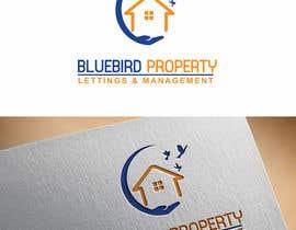 #66 for Design a Logo for Bluebird Property by saqibGD