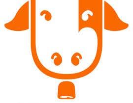 #3 untuk Projetar um Logo for Ubervaca oleh iMagtibay