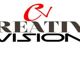 #66 untuk Design a Logo for company called creative vision for marketing oleh nhussain7024