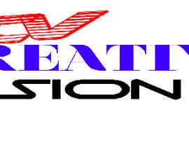 #68 untuk Design a Logo for company called creative vision for marketing oleh nhussain7024