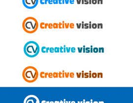 #63 untuk Design a Logo for company called creative vision for marketing oleh princepatel96