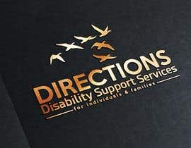 #476 untuk Design a Logo for Directions Disability Support Services oleh sinzcreation