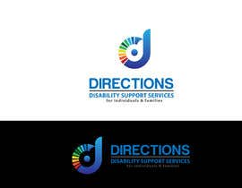 unumgrafix tarafından Design a Logo for Directions Disability Support Services için no 470